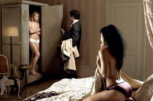 unfaithful spouse cheating
